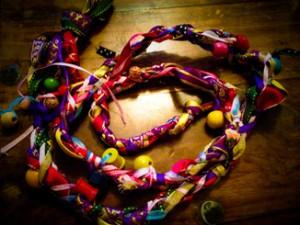 Blessingway beads